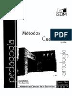 metodos cualitativos antologia