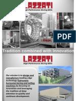 LAZZATI S.p.A. Company Presentation
