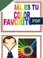 Los Colores y La Psicologia