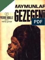Pıerre Boulle-Maymunlar Gezegeni