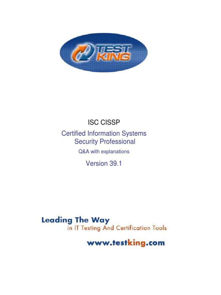 cissp 2009 testing Penetration