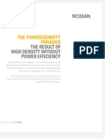 Power Density Paradox GA101509-A