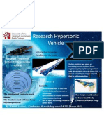 Hypersonic Vehicle