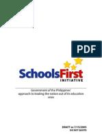 Schools First Initiative
