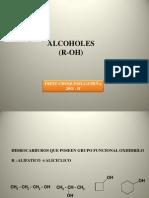 alcoholes 2011-II