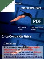 Condición física y salud 1º ESO