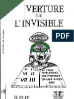 H. Elie - Ouverture sur l'Invisible (extrait) - Le Verbe, Revelations des Mystères du Haut-Razes, Aude