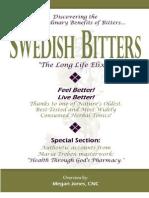Swedish Bitters Long Life Elixir
