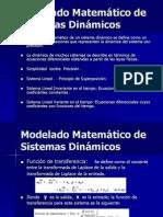Modelado Matemático de Sistemas Dinámicos