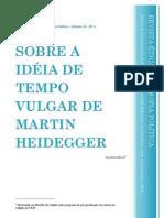 Sobre a Ideia de Tempo Vulgar Em Martin Heidigger Carolina_blasio