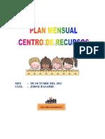 Plan Mensual Octubre!!!