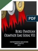Buku Panduan Acara OIS 2011