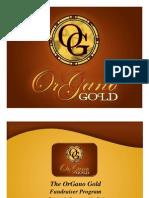 Organo Gold Fundraising Program