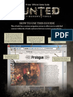 Hunted - The Demons Forge Prima Official Game eGuide
