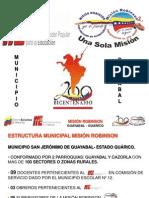 Caracterizacion Mision Robinson Guayabal