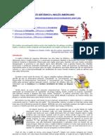 Ingles Britanico e Americano