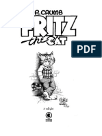 Fritz the Cat Robert Crumb Preview