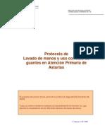Protocolo Lavado Manos AP