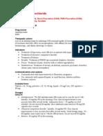 Fluoxetine Hydro Chloride