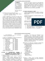 Objetivos Desarrollados Del Curso de ESBAS Para La Directiva 002