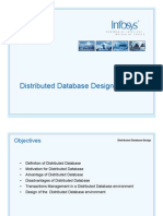 PPT Distributed Database Design