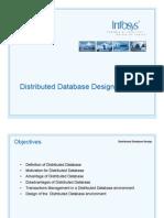 PPT Distributed Database Design