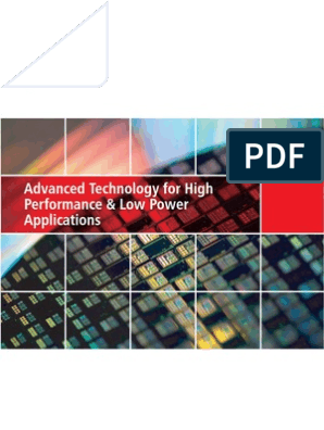 2011_Advanced Technology for High Performance & Low Power
