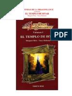 Weis, Margaret Baldwin _ Hickman, Tracy - Leyendas de La Dragon Lance 1 - El Templo de Istar
