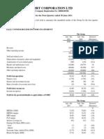 Financial Statements 270711