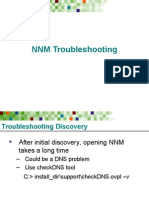8 NNM Troubleshooting