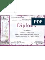 Targul International de Carte Librex Editia a- XVIII-A Iasi 2010
