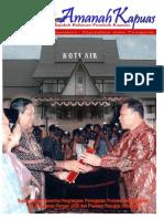 Amanah Kapuas (Edisi ke-1)