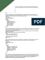 Fundamentals of PLsql