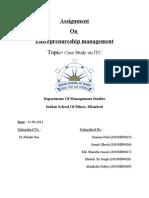 ITC SRP