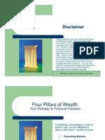 Arbonne 4 Pillars