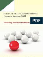 SHSS Placement Brochure 2010-12