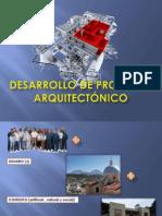 Proceso de diseño arquitectónico