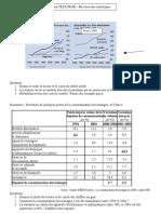 devoir stats n°1 2011-2012