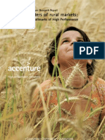Accenture Masters of Rural Markets
