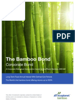 The Bamboo Bond IP 08 July 2011