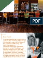 Advanced Bar Training Module 1