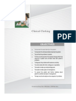 Clinical Clerking