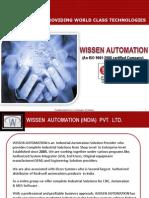 Wissen Automation Company Profile