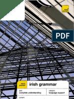 Teach Yourself Irish Grammar -- Gaeilge Gramadach_8508920