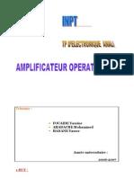 TP 5 ANALOGIQUE