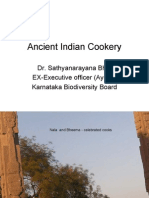 Ancient Indian Cookery