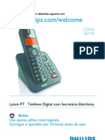 Manual Do Tel - Philips
