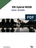 CLOTHER Hybrid Noir User Guide