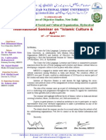 Invitation Letter English