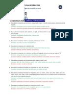 Ficha informativa sobre as regras de utilização do hífen.